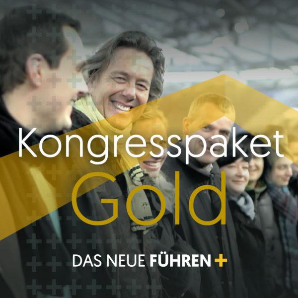 Das Neue Führen Kongress Paket Gold