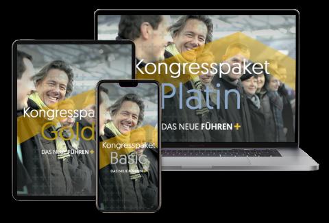 Das Neue Führen Kongresspakete